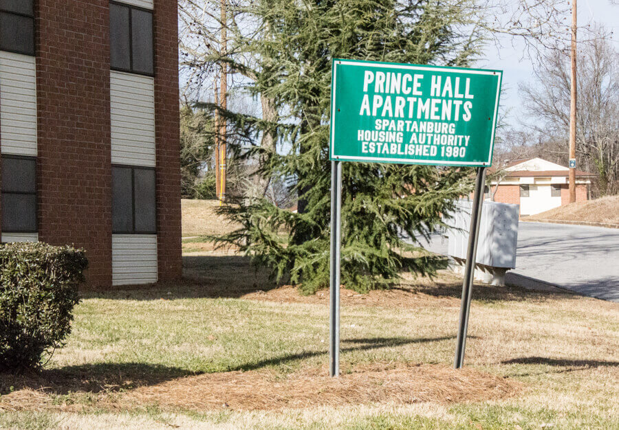 Prince Hall Apartments at 100 Prince Hall Lane