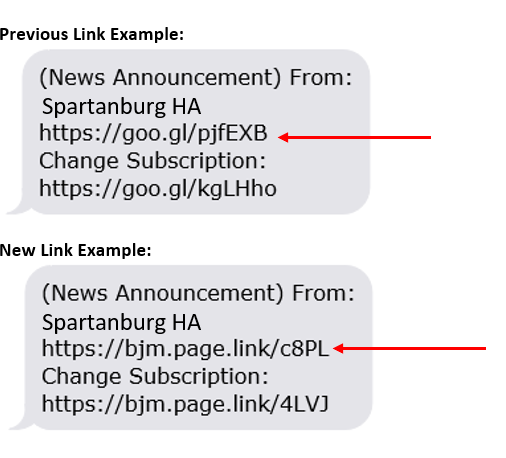 Link Examples