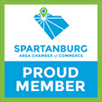 City of Spartanburg Chamber of Commerce Logo